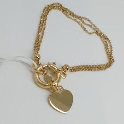 Marcello-pane-bracciale-argento-dorato-3-fili-cuore-pendente-brss032g-19