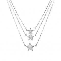 marcello-pane-collana-argento-rodiato-3stelle-zirconi-bianchi-clms093