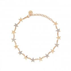 Rue-des-mille-bracciale-argento-rose-stelle-alternate-zirconi-bianchi