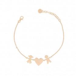 Rue-des-mille-bracciale-argento-rose-catena-famiglia