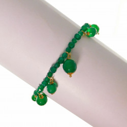 rajola-bracciale-oxford-agata-verde-argento-dorato