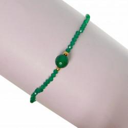 rajola-bracciale-alex-agata-verde-argento-oro