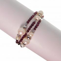 rajola-bracciale-vita-granato-ematite-silver-perle-bianche-madreperla-oro-bianco