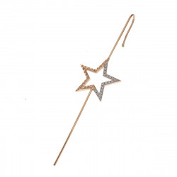 rue-des-mille-mono-orecchino-hook-argento-rose-stella-zirconi-bianchi