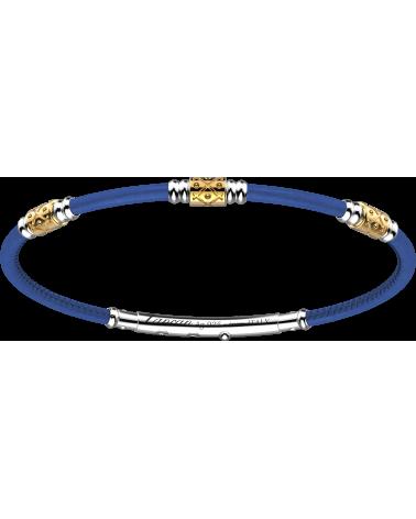 zancan-bracciale-uomo-pelle-naturale-blu-elementi-argento-rodiato