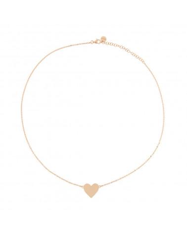rue-des-mille-girocollo-argento-rosato-cuore-centrale
