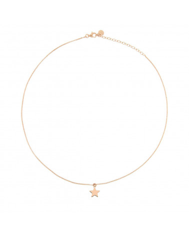 rue-des-mille-girocollo-argento-rosato-ciondolo-micro-stella