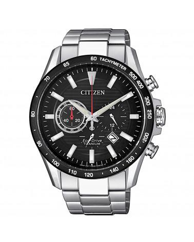 citizen-orologio-uomo-eco-drive-super-titanio-4444-nero-crono-bracciale-ca444482e