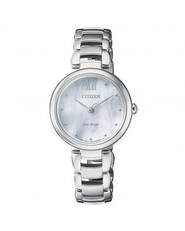 citizen-orologio-acciaio-eco-drive-l-tondo-quadrante-madreperla-29mm-em053081d