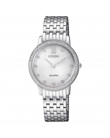 citizen-donna-acciaio-eco-drive-lady-tondo-quadrante-bianco-pietre-ex148082a