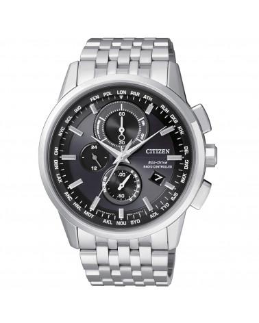 citizen-orologio-uomo-eco-drive-h804-radiocontrollato-acciaio-quadrante-nero-bracciale-at811061e
