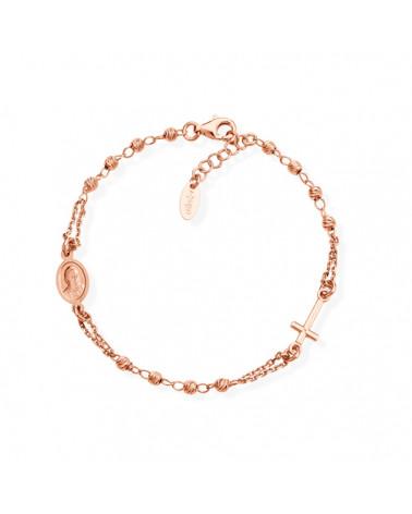 Amen-bracciale-rosario-argento-placcato-oro-rosa-diamantato-brord3