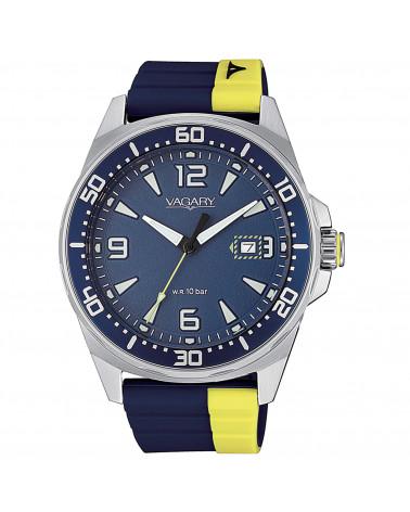 vagary-orologio-uomo-aqua-39-102nd-acciaio-movimento-al-quarzo-cinturino-caucciu-blu-giallo-ib881070