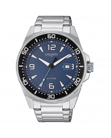 vagary-orologio-uomo-aqua-39-102nd-acciaio-movimento-al-quarzo-bracciale-quadrante-blu-ib881071