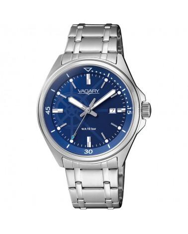 vagary-orologio-donna-aqua-39-96th-acciaio-movimento-al-quarzo-bracciale-quadrante-blu-iu131071