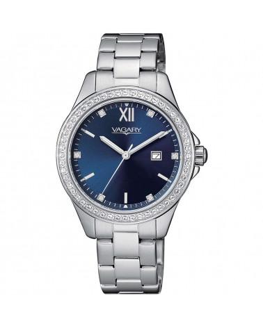 Vagary-orologio-donna-acciaio-timeless-lady-quarzo-bracciale-quadrante-blu-e-cristalli-sulla-lunetta-iu241371