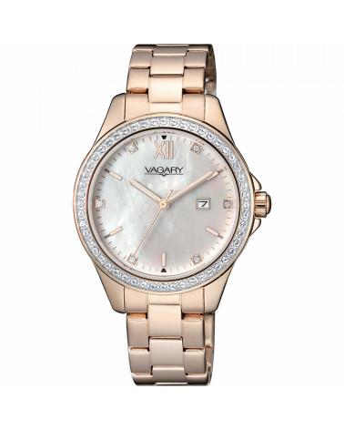 Vagary-orologio-donna-timeless-lady-cassa-bracciale-acciaio-rosato-quarzo-quadrante-madreperla-cristalli-sulla-lunetta-iu242111