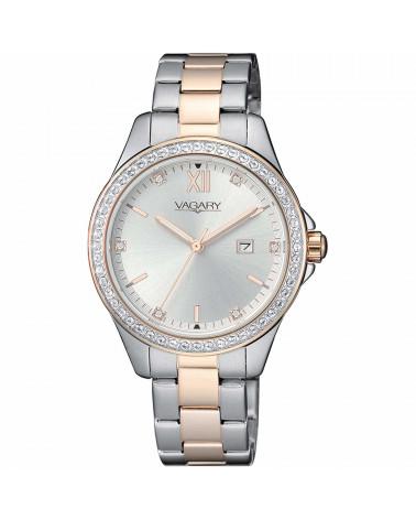 Vagary-orologio-donna-acciaio-bicolore-timeless-lady-quarzo-bracciale-quadrante-silver-e-cristalli-sulla-lunetta-iu243011