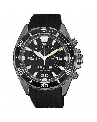 citizen-orologio-acciaio-crono-sport-eco-drive-cinturino-nero-at243713e
