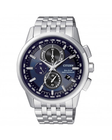 citizen-orologio-uomo-eco-drive-h804-radiocontrollato-acciaio-quadrante-blu-bracciale-at811061l