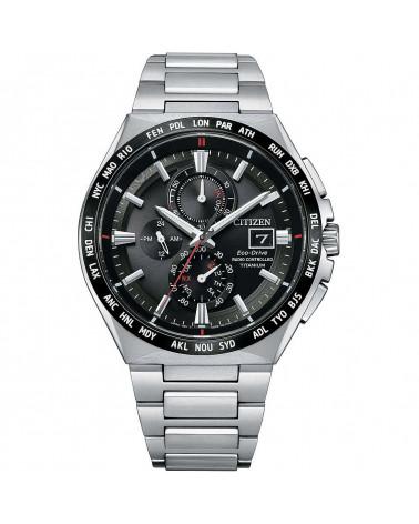 citizen-orologio-uomo-eco-drive-h800-sport-radiocontrollato-super-titanio-quadrante-nero-bracciale-at823485e
