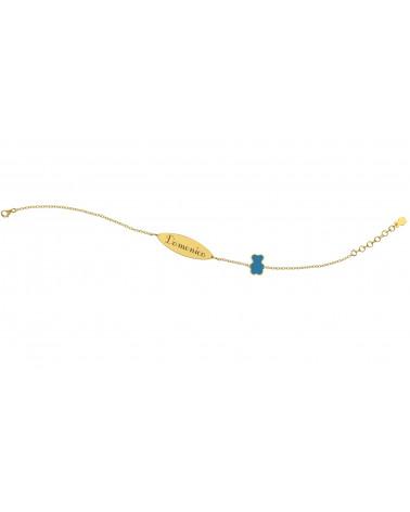 nanan-bracciale-oro-giallo-9kt-bimbo-orsetto-azzurro-e-targhetta-personalizzabile-ngld0006