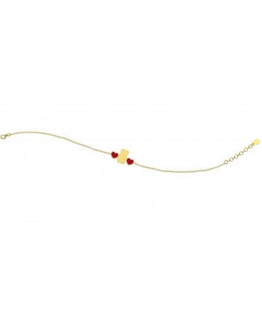 nanan-bracciale-oro-giallo-9kt-bimba-orsetto-lucido-e-cuori-smalto-rosso-ngld0015