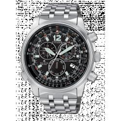 citizen-orologio-uomo-acciaio-eco-drive-pilot-crono-bracciale-quadrante-nero-cb586086e