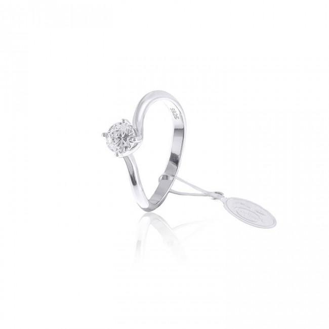 Unoaerre - Anello in argento