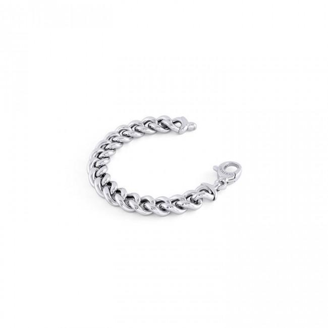 unoaerre-bracciale-argento-rodiato-catena-grumetta-700yhw132307