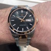 Eleganza e qualità meccanica accessibile nelle nuove collezioni : Lucien Rochat .....  vieni a scoprirle sul nostro sito on line  www.gioielleriacisternino.com  #orologio #orologioautomatico #lucienrochat